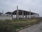 Продам недостроенный складской комплекс 11400 кв.м.